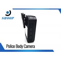 Wholesale Surveillance Body Worn Video Camera , Police Video Camera With Long Time Recording from china suppliers