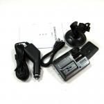 "HD Portable CMOS vehicle Car blackbox DVR with 2.0""TFT LCD Screen / 330 degree"
