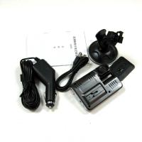 HD Portable CMOS vehicle Car blackbox DVR with 2.0TFT LCD Screen / 330 degree rotated lens