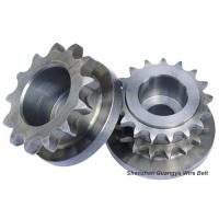 Wholesale Chain Belt Stainless Steel Sprockets Custom Made CNC Machining ISO9001 from china suppliers
