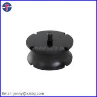 Wholesale quality rubber mounting, rubber bumper for CAT, BITElLI HVDCO COMPACTOR from china suppliers