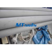 Wholesale S30403 S31603 Stainless Steel Seamless Pipe Plain End for Chemistry / Building from china suppliers