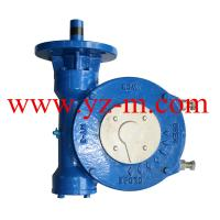 Wholesale MY-3D Electric worm gear operator, one stage worm gear actuator for electric motor from china suppliers