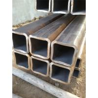 ERW Square Iron Pipe , Galvanised Steel Square Tube Low Carbon