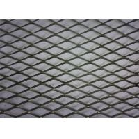 Wholesale PVC Coated Diamond Aluminium Expanded Mesh With Modern House Design Wallpaper from china suppliers