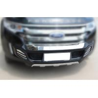 Buy cheap Bumper Guard For FORD EDGE 2011 2012 2014 , Blow Molding Front And Rear Guard from Wholesalers