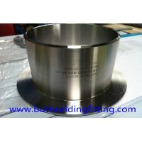 Wholesale UNS S32760 ANSI B16.9 2'' SCH20 Super Duplex Stainless Steel Stub End Butt Welding from china suppliers