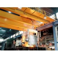 Buy cheap YZ type double girder foundry crane 125 ton from wholesalers