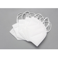 Wholesale Disposable Nonwoven 5 Layer KN95 Foldable Dust Mask from china suppliers
