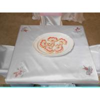 Wholesale table cloth cover from china suppliers