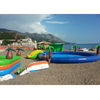 Wholesale Interesting Water Park / Beach Inflatable Swimming Pools For Adults CE from china suppliers