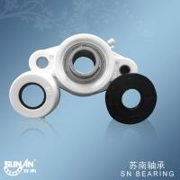 Wholesale SSBFL205-16 Plastic Pillow Block Bearings With Cover And Oil Seal from china suppliers