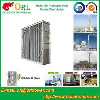 Wholesale Coal Fired Boiler Air Preheater 10 Ton - 1000 Ton Corrosion Resistance from china suppliers