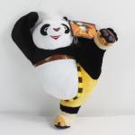 Wholesale Kungfu Panda Kick Pose Plush Toys from china suppliers