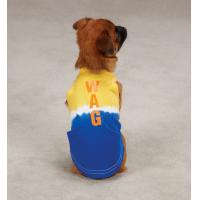 Quality WAG Dog Vest TShirt For Puppy Clothes Apparel Buyers in USA for sale