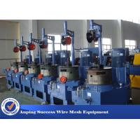 Wholesale Aluminium / Copper Wire Drawing Machine For Making Stainless Steel Wire from china suppliers