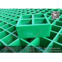 Wholesale 38mm THK Green Color Molded Fiberglass Grating | USCG Certificated from china suppliers