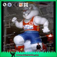 Wholesale Sports Event Inflatable Cartoon Advertising Rabbit Model from china suppliers