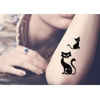 Buy cheap Cosmetic Standard Coulurful Cute Designs Body Skin Safe Temporary Tattoo Sticker from Wholesalers