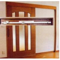 Wholesale Hanger Rollers Semi Automatic Door With Super Silent Movement from china suppliers