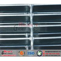 Quality Hot Dipped Galvanized welded steel grating platform for sale