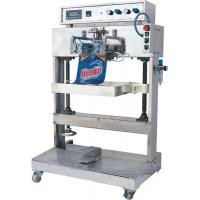 China Small Scale Center Seal Pouch Making Machine 9.4Kw 5800x1500x1350 mm on sale