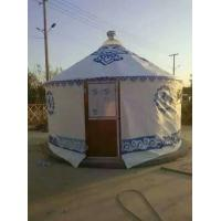 Family Mongolian Yurt Tent With Mold - Proofing Wooden Frame Structure