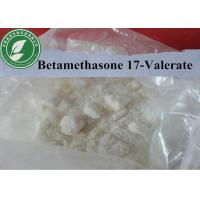 Wholesale High Purity 2152-44-5 Pharmaceutical Raw Chemical Betamethasone 17-Valerate from china suppliers