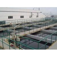 Quality Slaughter Industrial Water Treatment Systems Custom Color Easy Operation for sale