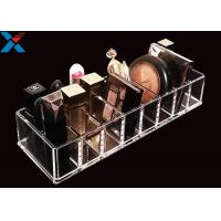 Wholesale Clear Acrylic Makeup Organiser Display Box For Blush / Powder Foundation from china suppliers