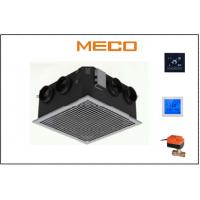 Wholesale Higher Efficiency Electric Fan Coil Unit , Ceiling Mounted Fan Coil Unit 1750CFM from china suppliers