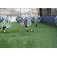 Wholesale Body Sized Outdoor Inflatable Toys Belly Bumper Ball Soccer Ball from china suppliers