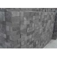 Wholesale 99% Impregnated Graphite Kiln Refractory Bricks , Anticorrosive Carbon Brick from china suppliers