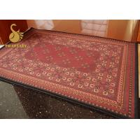 Wholesale Non Slip Washable Polyester Indoor Area Rugs For Dining Room / Kitchen from china suppliers
