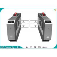 Wholesale IR Detector Retractable Retractable Security Gates High Security Turnstile from china suppliers