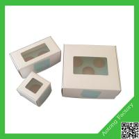 Wholesale Customized clear plastic cupcake boxes,single cupcake boxes,cupcake boxes and packaging from china suppliers