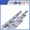 6063 t5 OEM aluminum fabrication,ladder aluminium,aluminium extension ladder for sale