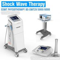 Quality Physiotherapy ESWT Shockwave Therapy Machine , Shockwave Therapy For Kidney Stones for sale