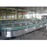 Buy cheap Stainless Steel PET Bottle Beverage Conveyor Systems 2000 BPH - 36000 BPH from wholesalers