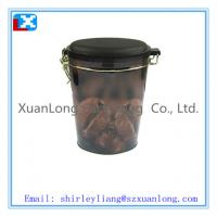 Wholesale Oval shape coffee tin can packaging from china suppliers
