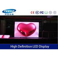 Wholesale P2.5 High Definition LED Display , MBI5024 SMD 3 In 1 Full Color Led Adverting Signs from china suppliers