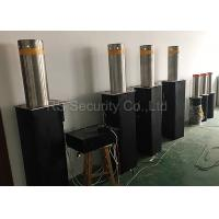 Wholesale IP 68 AC220V Hydraulic Bollards Traffic Barriers Parking Auto Rising Bollards from china suppliers