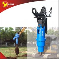 Wholesale Fast Drilling Speed Hydraulic Earth Drill Gear Unit / Rotary Drilling Rig Power Head from china suppliers