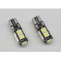Quality Canbus Error Free Auto License Plate Lights T10 W5W LED For Cars for sale