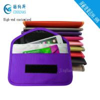 Wholesale Pregnant RFID Travel Bags Cell Phone Signal Blocker Pouch For Mobile Phones from china suppliers
