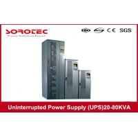 China Double Conversion UPS Uninterrupted Power Supply Large Power , IGBT Technology on sale