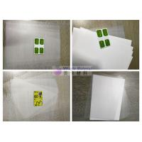 China Laser Cutting Any Shape PC Plastic Sheet on sale