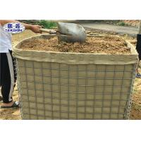 SX 11 Welded Gabion Barrier Wall Morden Assembled Security SASO Certification