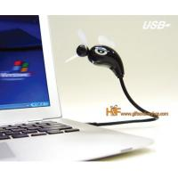 China Portable USB PC Laptop Cooler Cooling Fan Christmas Gift on sale