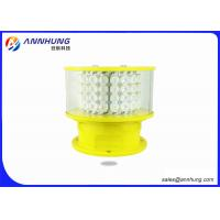 Free Maintenance Aircraft Warning Lights With High Borosilicate Glass